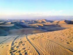 Deserto peruano