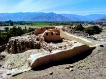 ruínas de Cahuachi